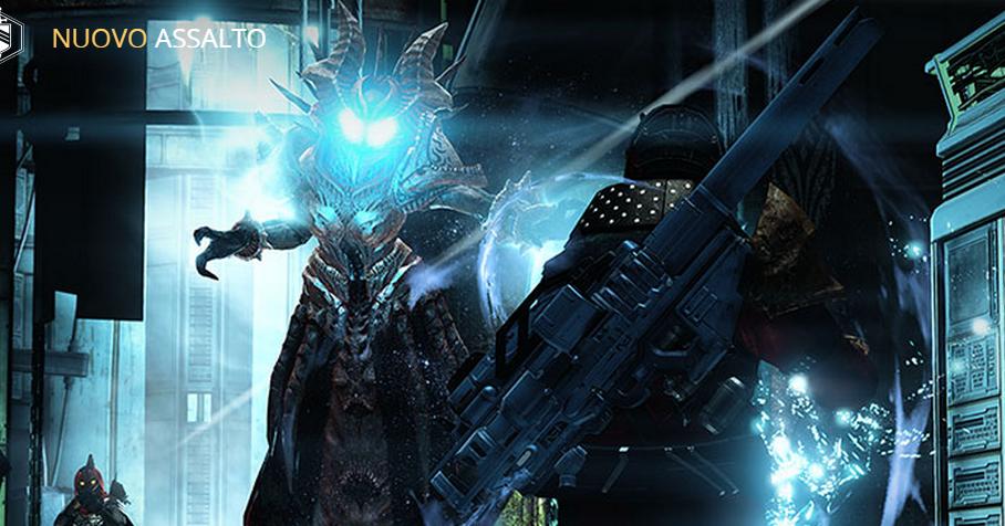 destiny the dark below dlc espansione 1 uscita 9 dicembre nuovo video trailer espansione
