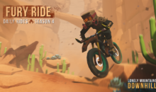Lonely Mountains: Downhill arriva il Daily Rides Season 4: FURY RIDE!