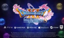 TGS 2020 Online:  DRAGON QUEST XI S: Echi di un'era perduta – Edizione definitiva in un nuovo video
