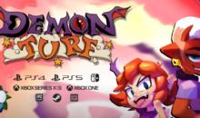 Demon Turf in arrivo su ogni piattaforma immaginabile il 4 novembre [Trials disponibile]