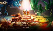 "INFINITY KINGDOM accoglie nuovi players con l'evento globale ""Contention of Legends"""