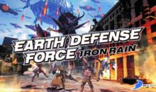EARTH DEFENSE FORCE: IRON RAIN arriva su PC Steam