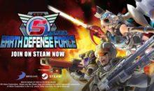 """EARTH DEFENSE FORCE 5: Comincia la grande """"Operazione Spazza Insetti Giganti"""" su Steam"""