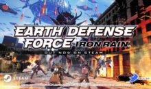 EARTH DEFENSE FORCE: IRON RAIN torna da oggi su Steam, con nuove minacce