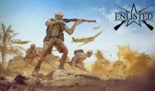 """ENLISTED, inizia il Closed Beta Testing di """"Battle of Tunisia"""""""