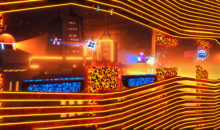 EXCEPTION: Il Neon Platform 2.5D arriva su PC, PS4, XB1 e Switch il 13 agosto
