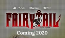 KOEI TECMO annuncia un nuovo JRPG basato sul magico mondo di 'FAIRY TAIL'