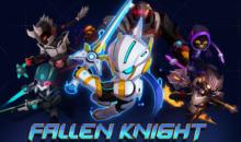 """Il futuristico side-scrolling di combattimento """"Fallen Knight"""" è stato confermato per il lancio su PC e console il 23 giugno"""