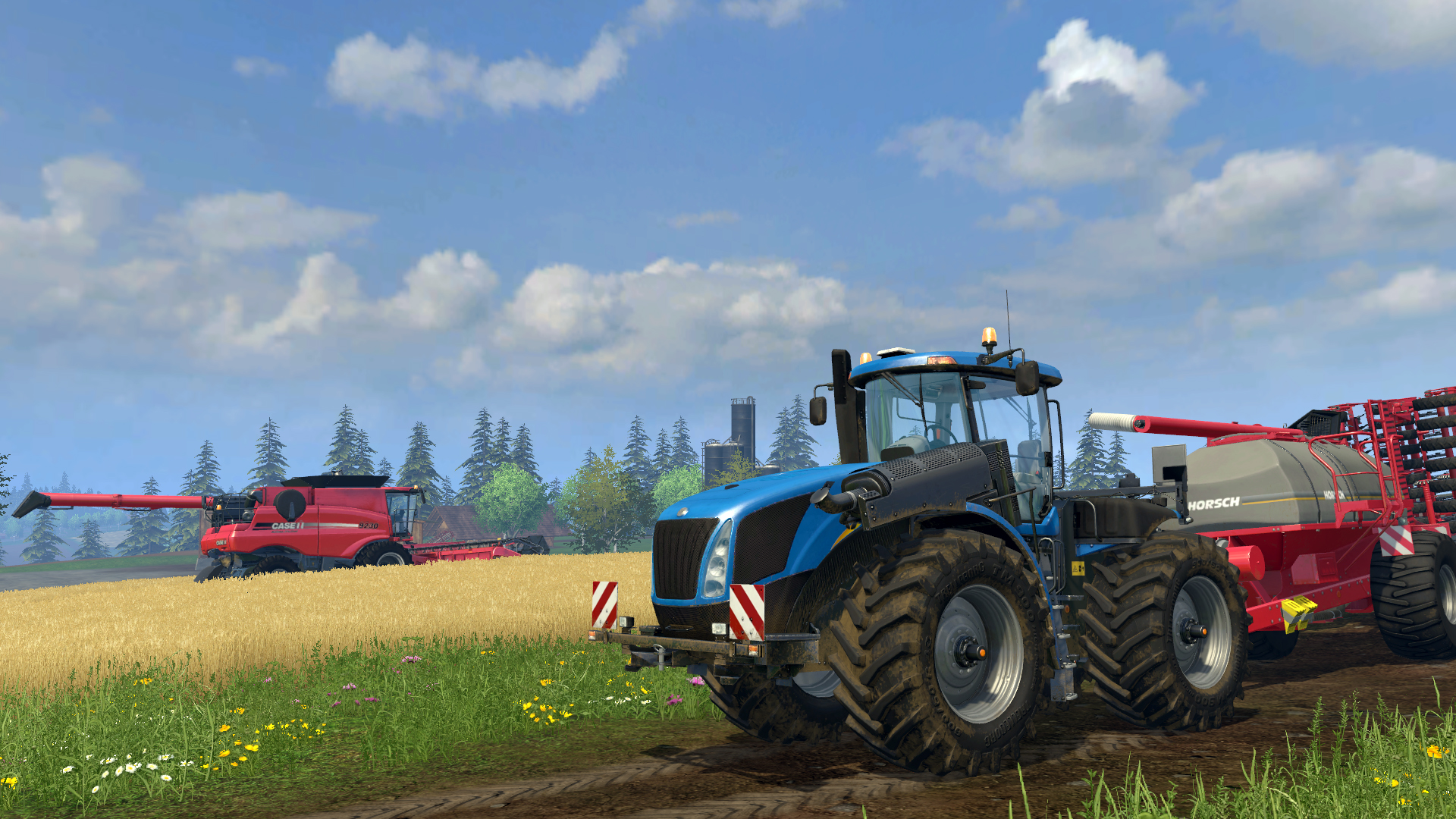 farming simulator 15 steam pc game