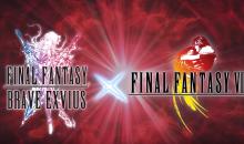 FINAL FANTASY BRAVE EXVIUS collaborazione con FF VIII fino al 16 agosto