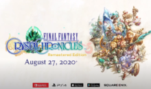 FINAL FANTASY CRYSTAL CHRONICLES Remastered Edition, annunciata versione Lite