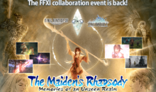 "FINAL FANTASY XIV ONLINE E FINAL FANTASY XI ONLINE SI SCONTRANO CON IL NUOVO EVENTO IN COLLABORAZIONE ""THE MAIDEN'S RHAPSODY"""