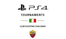 Nasce FIFA 20 PS4 club scouting challenge, Sony con EA e AS Roma