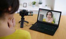 SONY: nuovo aggiornamento firmware ZV-1, abilita lo streaming in diretta ad alta qualità video e audio