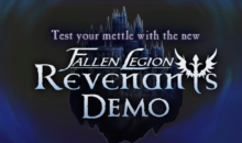 Fallen Legion Revenants, la demo gratuita è arrivata su Switch e PS4, messaggio del director