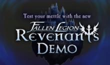 Fallen Legion Revenants, la demo gratuita è arrivata su Switch e PS4, messaggio del director