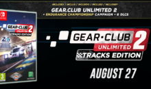 Gear.Club Unlimited 2 – Tracks Edition arriva in agosto