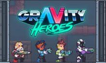 """Il caotico sparatutto 2D """"Gravity Heroes"""", ora disponibile su console"""
