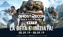 Ghost Recon Breakpoint, la beta è iniziata