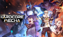 HARDCORE MECHA, l'action 2D su console PlayStation 4 da oggi