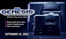SEGA Mega Drive Mini: rivelati alcuni nuovi titoli presenti nella sua line-up