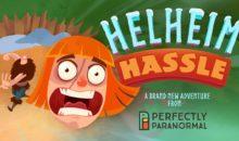 Helheim Hassle è su PS4, scopriamo il platform rompicapo dissacrante