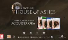 The Dark Pictures Anthology: House of Ashes è disponibile da oggi