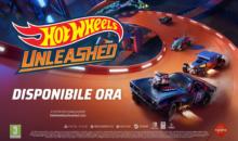 Hot Wheels Unleashed, da oggi su tutte le console e PC Steam e Epic Games