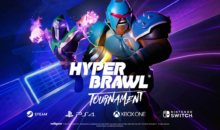 HyperBrawl Tournament sarà disponibile dal 20 ottobre per Nintendo Switch, PlayStation 4, Xbox One e PC