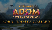 "Ultimate ADOM – Caverns of Chaos ottiene l'aggiornamento ""Corruption and Hunger"""