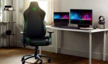 Iskur X, la new entry nella famiglia di sedie da gaming di Razer