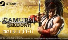 SAMURAI SHODOWN muove i passi sul ring su Steam il 14 giugno, insieme al DLC character Amakusa