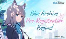 Blue Archive: Aperte le pre-registrazioni per l'action RPG mobile
