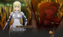 Is It Wrong To Try To Pick Up Girls In A Dungeon? – Infinite Combate è arrivato
