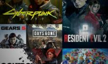 Cyberpunk 2077 il più atteso, Resident Evil l'Ultimate GOTY, al 2019 Golden Joystick Award