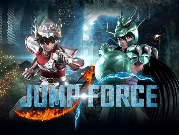 jump force seiya e shiryu