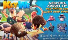 KeyWe in arrivo il 31 agosto per PS5, PS4, XSX|S, XOne, Switch & PC