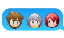 "KINGDOM HEARTS III: Square Enix festeggia con un video ad emoji ""A Look At KINGDOM HEARTS III 