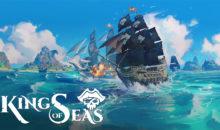 """Il gioco di ruolo pirata """"King of Seas"""" confermato per il 25 maggio 2021"""
