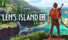 """Costruisci una nuova vita ed esplora gli oscuri segreti che si nascondono nei sotterranei sotto """"Len's Island"""" in arrivo su Steam Early Access per PC e Mac, il 26 novembre 2021"""