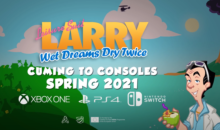 Leisure Suit Larry – Wet Dreams Dry Twice – è in arrivo su console a maggio 2021