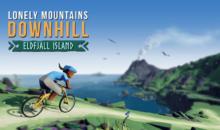 I sentieri di montagna vulcanici di Eldfjall Island irrompono oggi su PS4 per Lonely Mountains: Downhill
