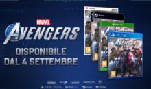 Marvel's Avengers: Ecco il CG trailer