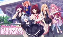 Shining Song Starnova: Idol Empire, Simulazione e Visual Novel con le Idol da oggi su Steam