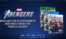 Marvel's Avengers: un video mostra le caratteristiche e i miglioramenti su PS5 e XBS X|S