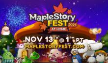 Torna il MapleStory Fest annuale il 13 novembre