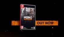 Metro Redux adesso è arrivato anche su console ibrida Nintendo Switch