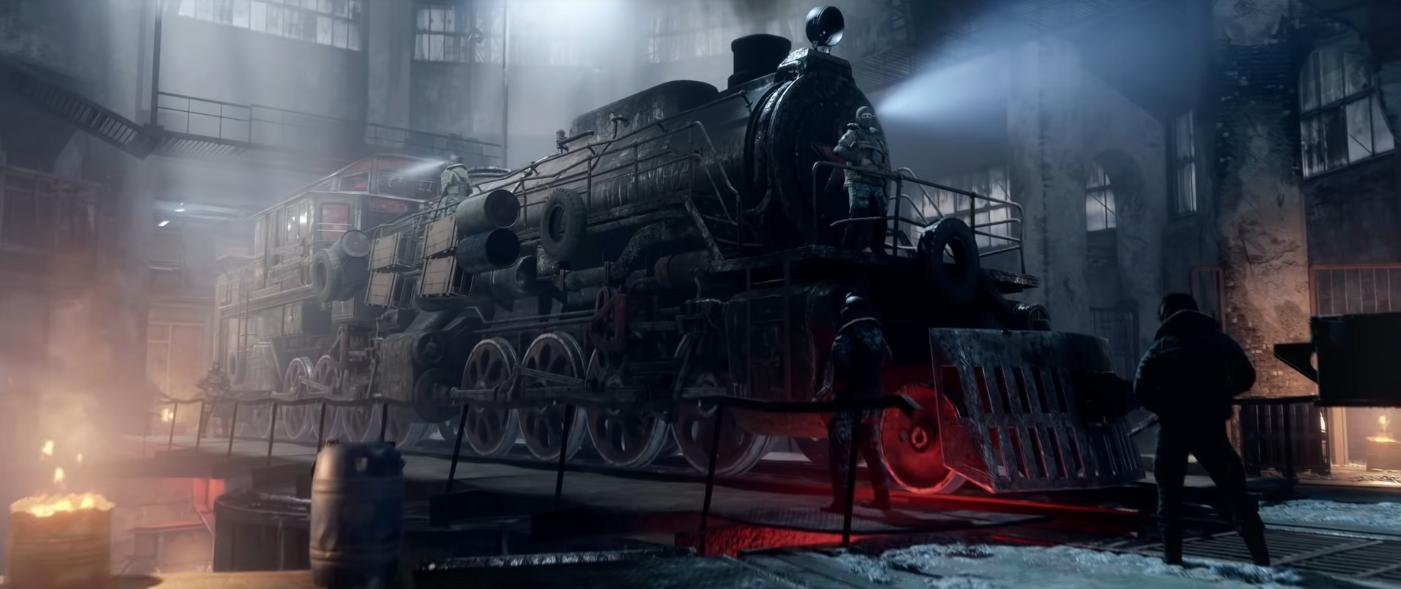 metro exodus treno
