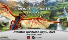 CAPCOM E3 2021 SHOWCASE – novità su Monster Hunter, Resident Evil, Ace Attorney e Capcom eSports