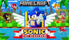 Il DLC Sonic the Hedgehog di Minecraft è disponibile adesso